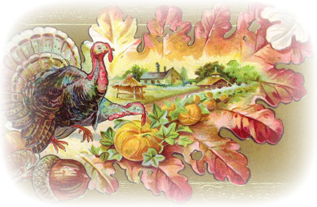 Christmas Turkey Clipart Free